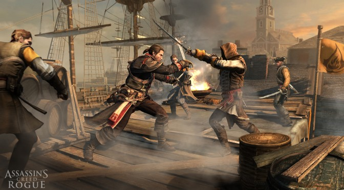 ASSASSIN'S CREED ROGUE – coming for PC