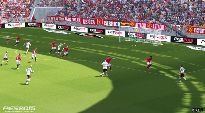 PES 2016 new features and requirements
