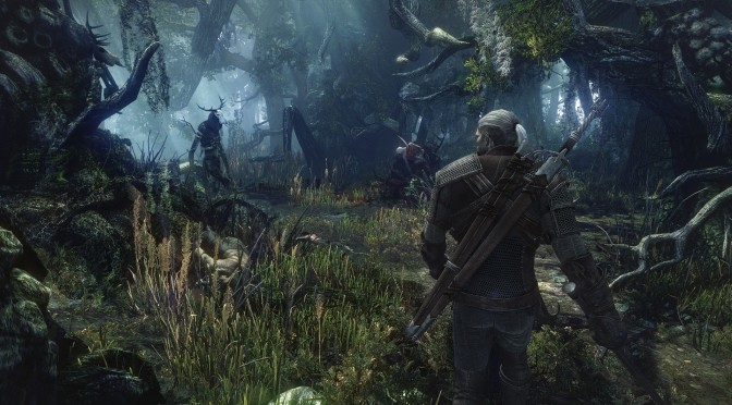 The Witcher 3 first-person mod gives gamers a Geralt's-eye view of the world