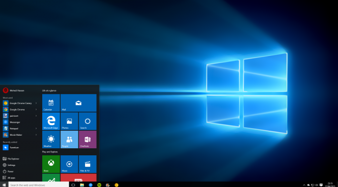 WINDOWS 10 COMES WITH ADDS
