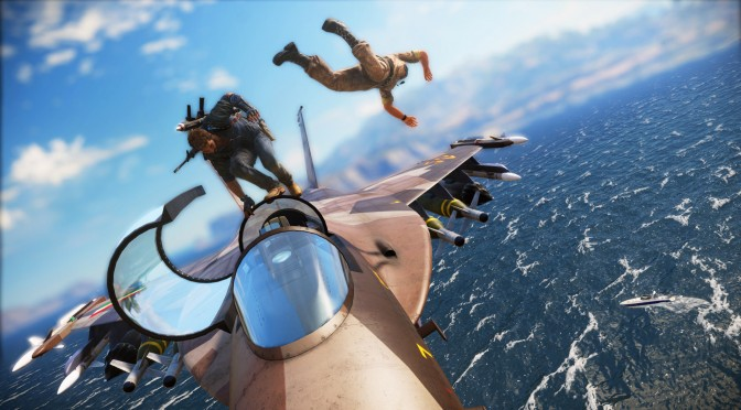 Just Cause 3 trailer and gameplay