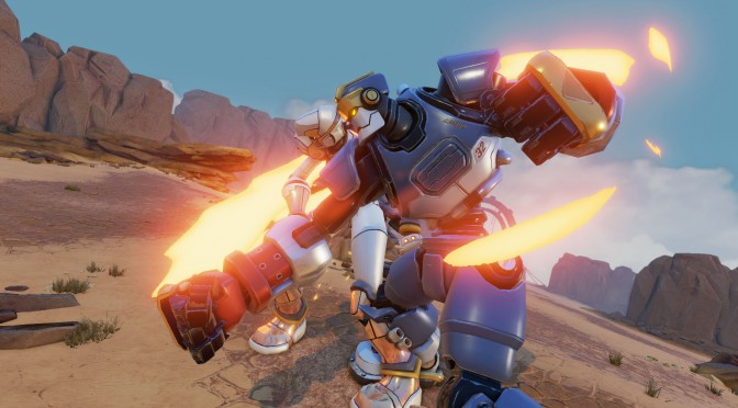 RISING THUNDER will be free-to-play