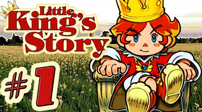 LITTLE KINGS STORY – a cute RTS/RPG coming to PC