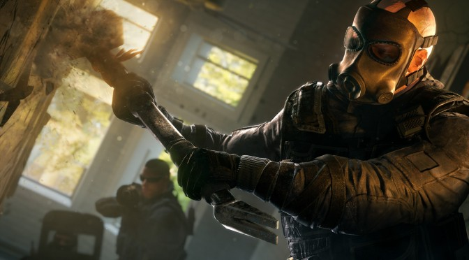 Rainbow Six Siege Excludes Single Player Campaign