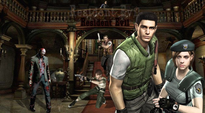 RESIDENT EVIL mod restores 1996 voice acting