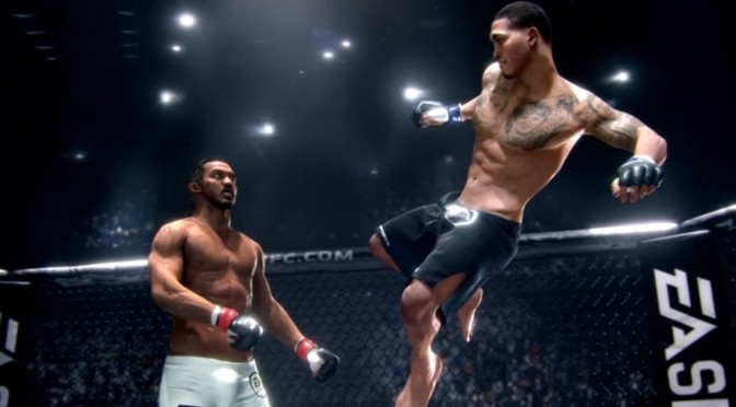 EA Announces New UFC game