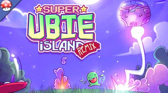 SUPER UBIE ISLAND REMIX