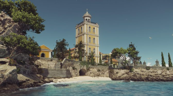 HITMAN epsiode 2 SAPIENZA review