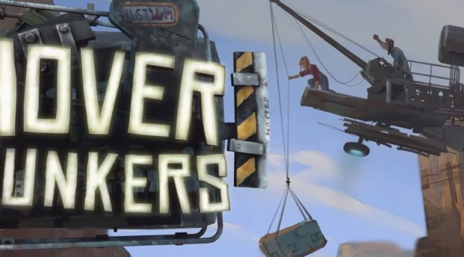HOVER JUNKERS