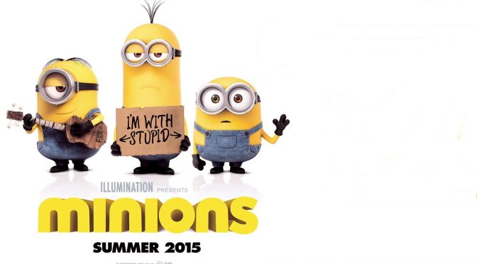 Minions is getting a sequel