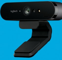Logitech Brio is World's First 4K HDR WebCam