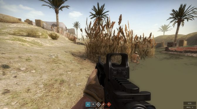 Insurgency Coming to Unreal 4